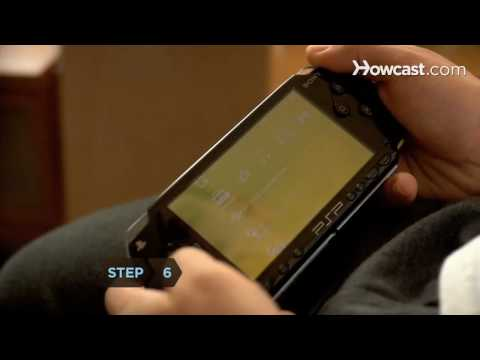 How to Download Music to a PSP