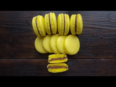 МАКАРОН на ПШЕНИЧНОЙ МУКЕ 🍥 итальянская меренга🍥 Wheat Flour Macaron