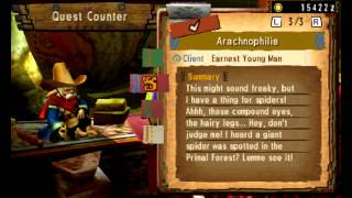 Monster Hunter 4 Ultimate - Online Quests 25: Arachnophilia