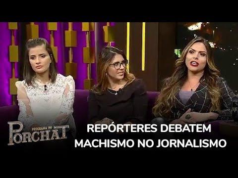 Repórteres Do Cidade Alerta Falam Sobre Machismo No Jornalismo