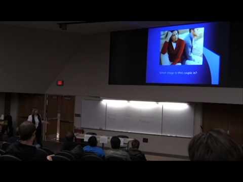 Student Lecture PSU Speech Communication