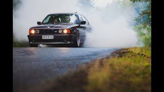 Drive Like Nobody S Watching BMW E34 540i