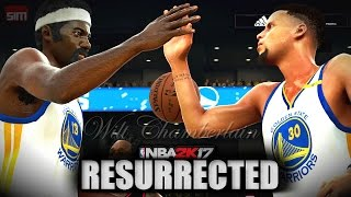 What if wilt chamberlain played a season in today's nba? (2k17)