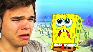 REACTING TO THE SADDEST ANIMATIONS! (YOU WILL CRY!)