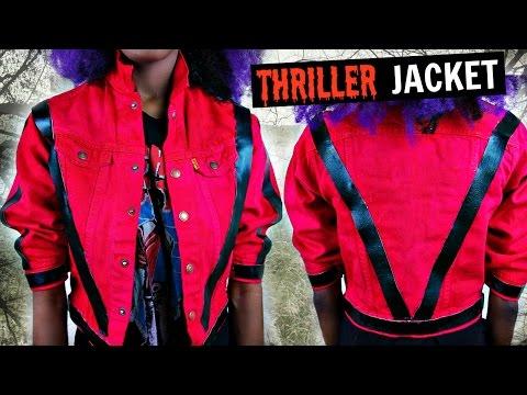 DIY Thriller Jacket!
