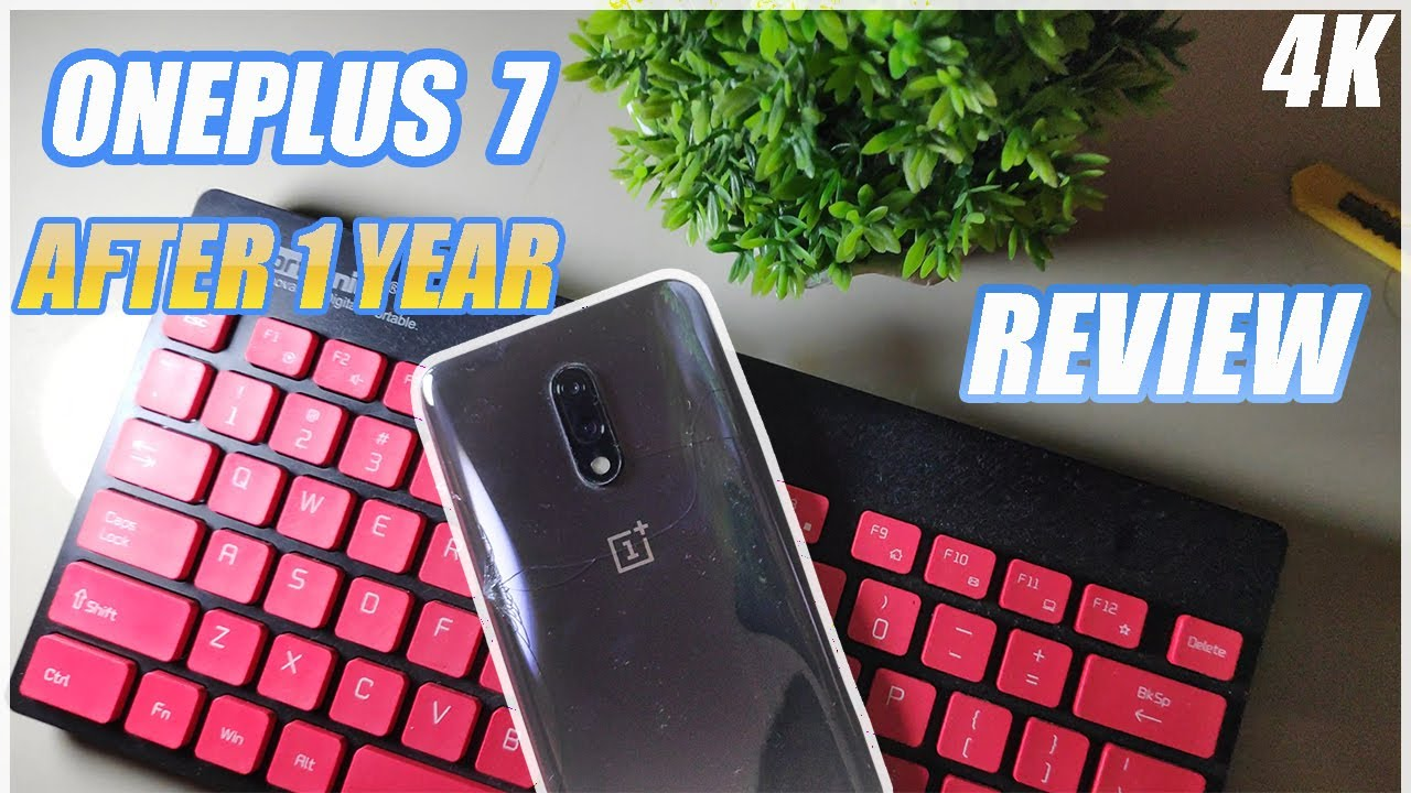 Oneplus7 Review After 1 Year Usage||Oneplus7 Review In 2020||Oneplus7 In 2020 Pros&Cons In ENGLISH4K