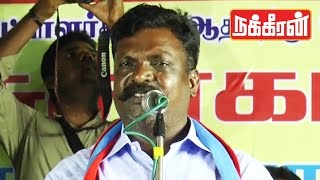 Vasanthi Devi as best candidate than Vijayakanth | Thiruma Speech | TN Elections 2016