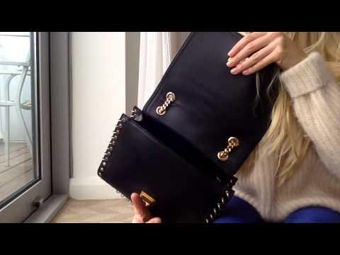 EMILIO PUCCI Black Marquise Bag la_bonita03