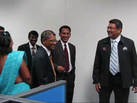 HTC Global Services MSC Sdn Bhd - Office Inauguration - 18-6-10 ...