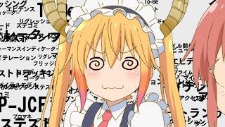 [Live Reaction] Kobayashi-san Chi no Maid Dragon Ep1