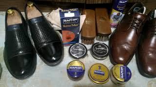 какой крем для обуви выбрать сапфир без вариантов и вне конкуренции