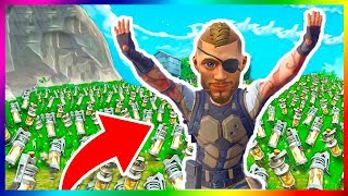 THIS BAMBI HAS THE MORE BIG BUG OF the game !!! FORTNITE BATTLE ROYALE
