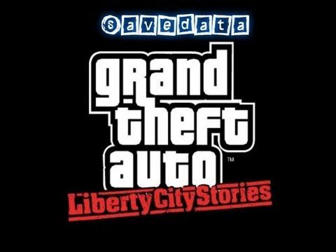 CITY TÉLÉCHARGER STORY PSP LIBERTY SAUVEGARDE GTA
