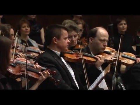 Florin Raducanu with  Belarusian Philharmonic Orchestra