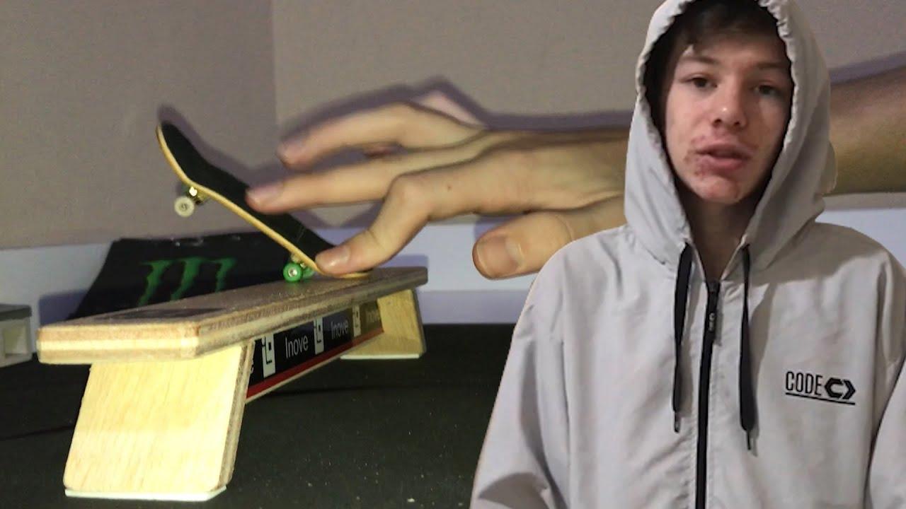 Fingerboard Setup #11 - Guilherme Bencke