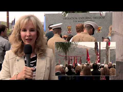 DOCUMENTARY: 5th Marine Operation Enduring Freedom Monument Vision to Reality