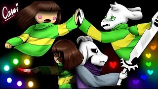 Undertale Animation - Continue (Glitchtale #5) [Español Latino]