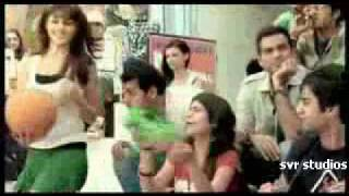 (HQ) Genelia John Abhay New Skirt Ad LG Fresh and LG Plus by