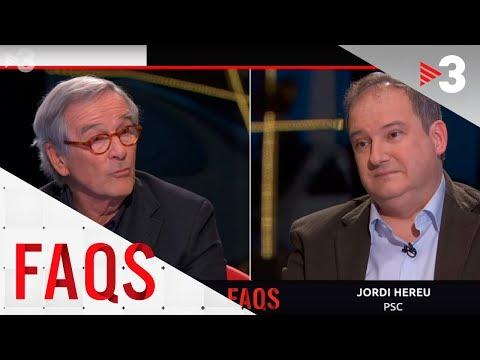 FAQS - Xavier Trias i Jordi Hereu, cara a cara