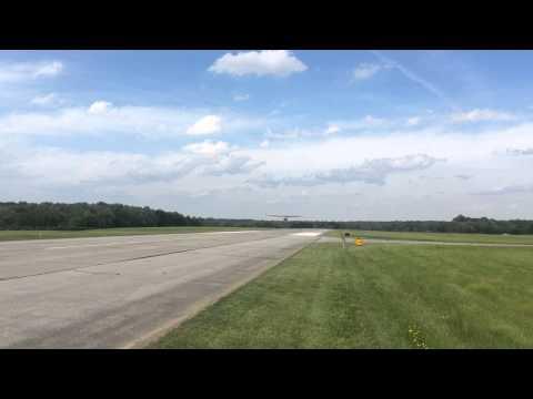 Cessna 177 cardinal take off KGKJ
