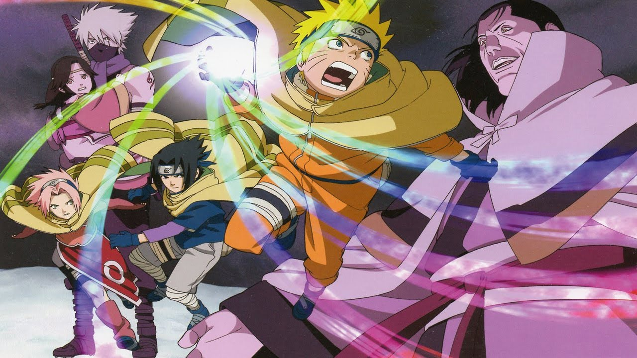 naruto the movie ninja clash in the land of snow review