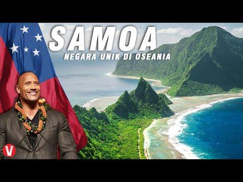 Mengungkap Sejarah dan Fakta Negara Samoa, Negaranya The Rock!