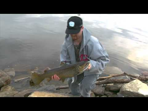 Fishing With The Rooster_Oconto River