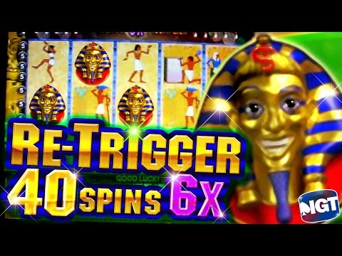 Roman Glory - SUPER BIG WIN + RETRIGGER - New Las Vegas Slot Machine from YouTube · High Definition · Duration:  3 minutes 48 seconds  · 78000+ views · uploaded on 01/06/2014 · uploaded by VegasLowRoller