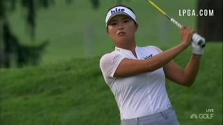 Jin Young Ko Highlights Round 3 2018 Indy Women In Tech Championship