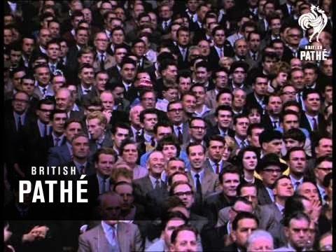 England V World (1963)