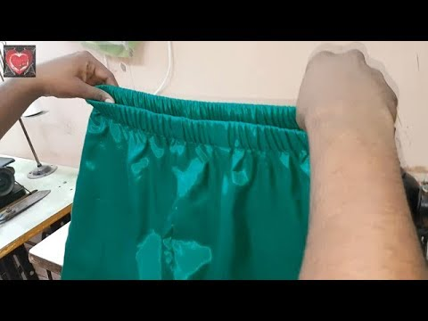 Palazzo Cutting and Stitching in  Very Simple Way