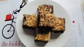 Brownies Recipe (crunchy Crust) Recipe ~ Luksunshine