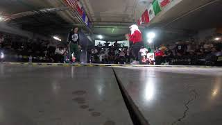 FREESTYLE SESSION MEXICO BGIRL BATTLE (SEMIFINAL) ZOELY VS XHUNLI