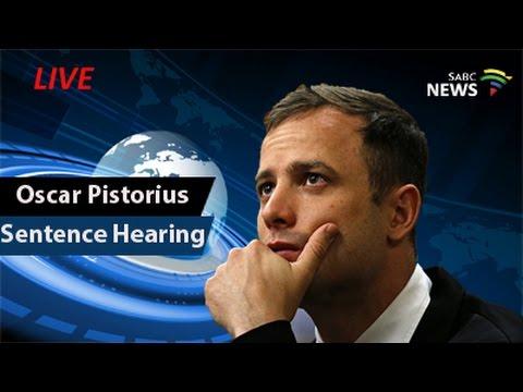 Oscar Pistorius sentence hearing, 13 June 2016