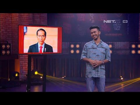 Bakat Niruin Suara, Bikin Ngakak Banget Pas Niruin Tokoh Di Indonesia - GOKIL (1/4)