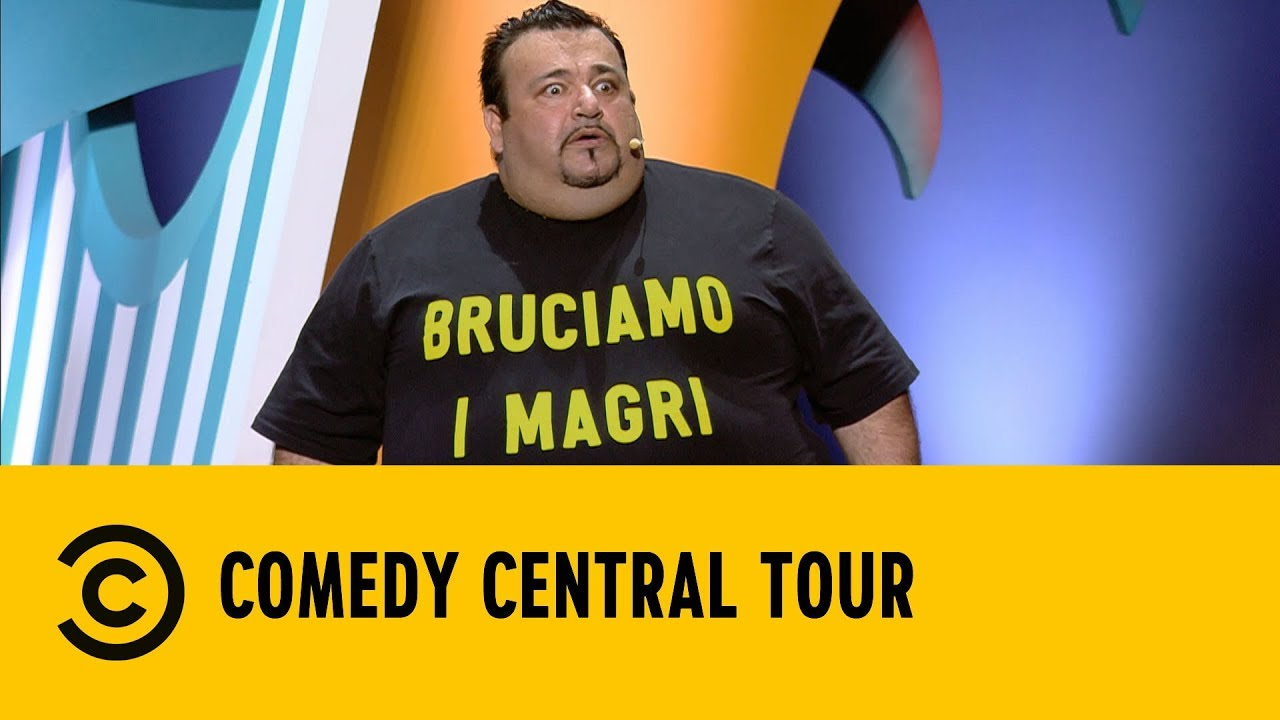 Bruciamo i Magri - Nello Iorio - Comedy Central Tour