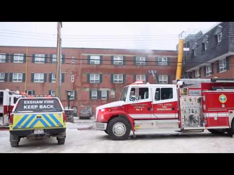 Mount Royal Hotel Fire