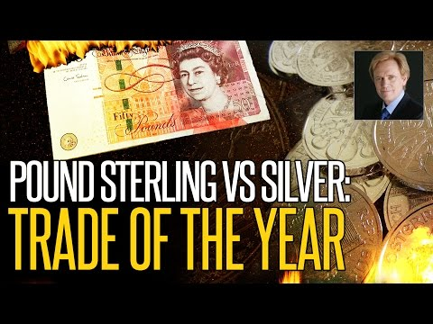 British Pound Collapse Vs Silver & Gold Post Brexit - Mike Maloney