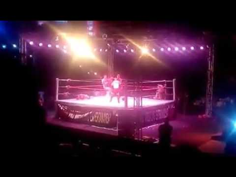 WWE Pro Wrestling Entertainment in Islamabad Sports Complex