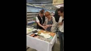 видео джинджер суши алматы