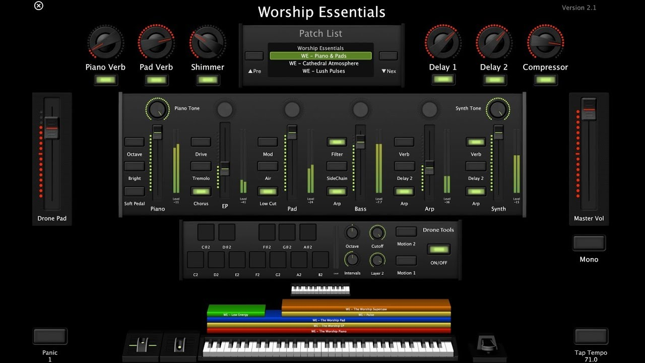 Worship Essentials 2 1 - Walkthrough
