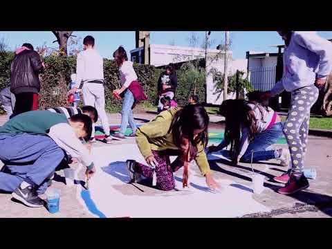 Brazos de Paz. Tema musical Campaña Paz en Colombia