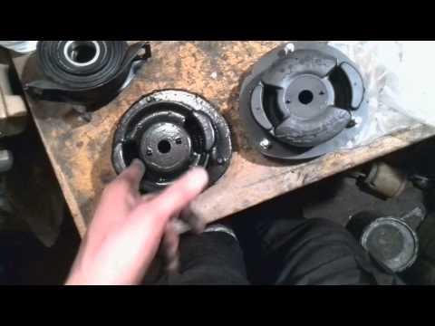 амортизатор кардана мерседес 124