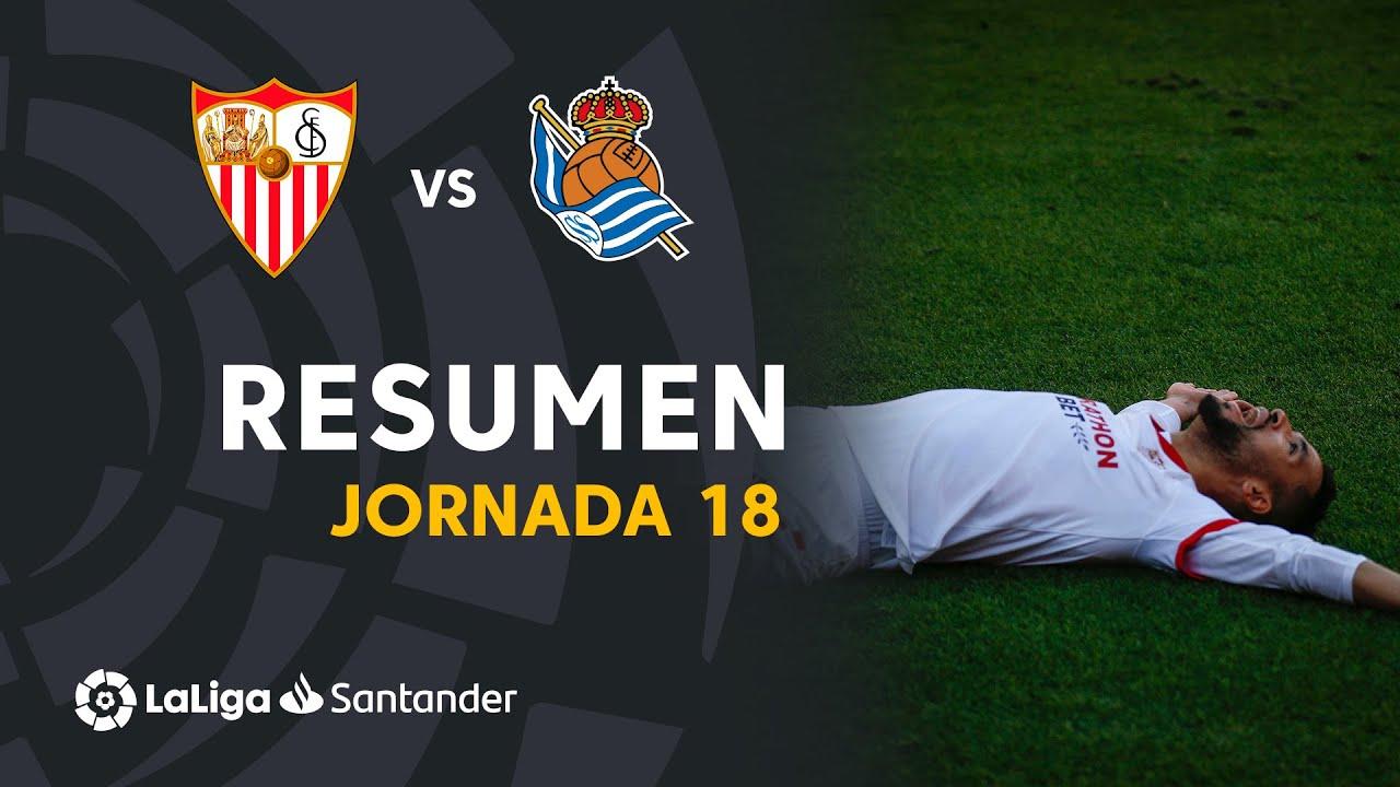 Севилья  3-2  Реал Сосьедад видео