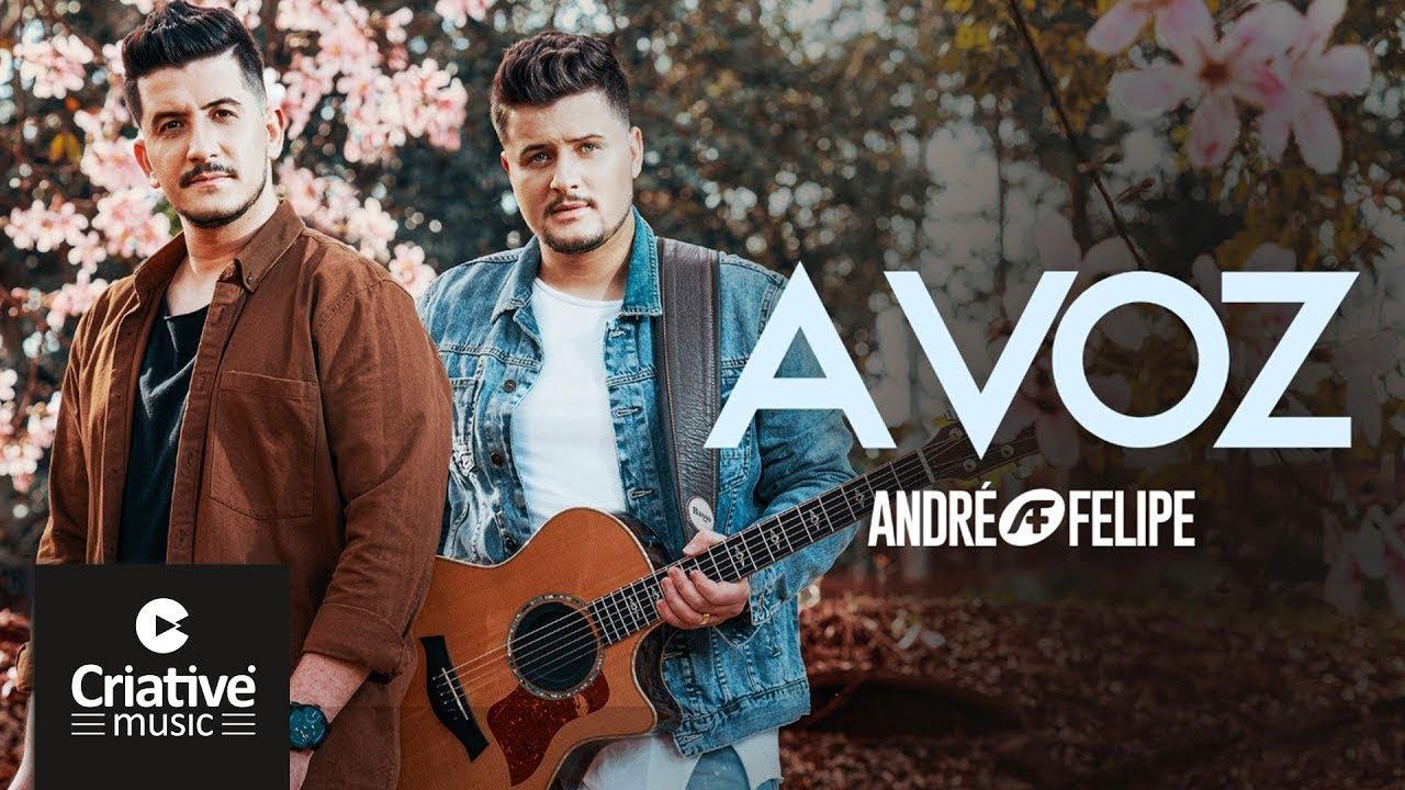 André e Felipe - A Voz (Clipe Oficial)