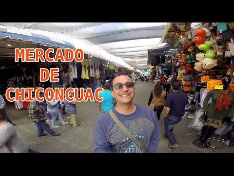 TOUR 03 | MERCADO DE CHICONCUAC
