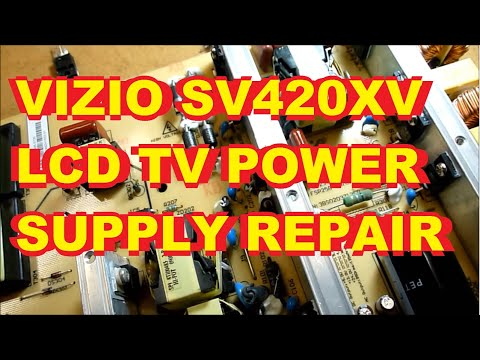 What Causes A Blown Fuse In Tv Sylvania Lcd Doovi