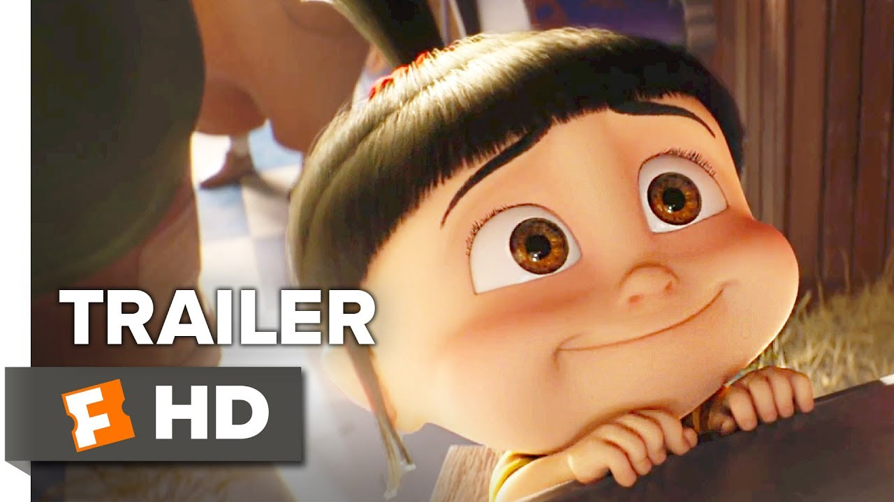 Despicable Me 3 Trailer 3 2017 Movieclips Trailers Youtube