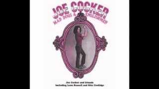 Joe Cocker with Mad Dogs & Englishmen - Cry Me a River (August,1970)