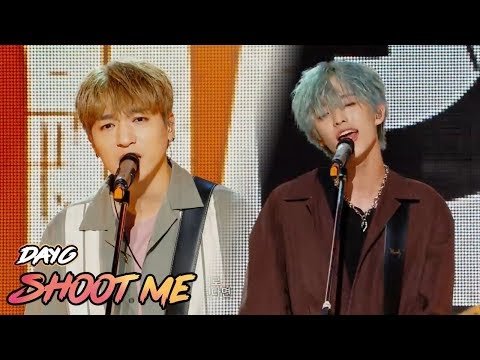 [Comeback Stage] DAY6 - Shoot Me , 데이식스 - Shoot Me  Show Music Core 20180630